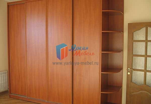 Шкафы-купе печора - мебель по индивидуальным заказам.
